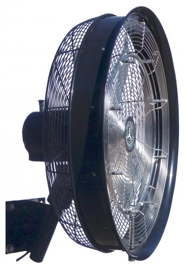 "24"" Wall Mount Fan Kit 1-4 w 1000 PSI Pump"