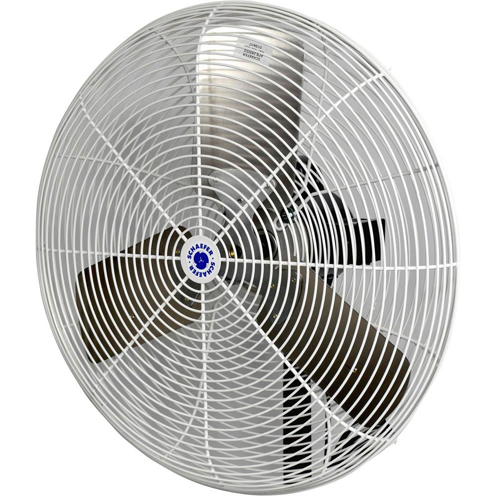 """24"""" Schaefer Circulation Fan Head - Mist Fan"""