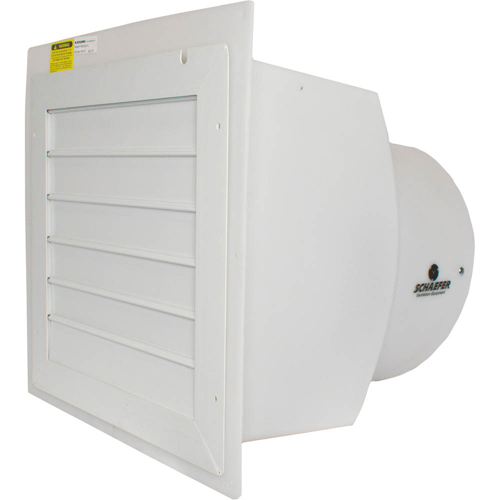 "20"" Schaefer High Velocity Exhaust Fan"