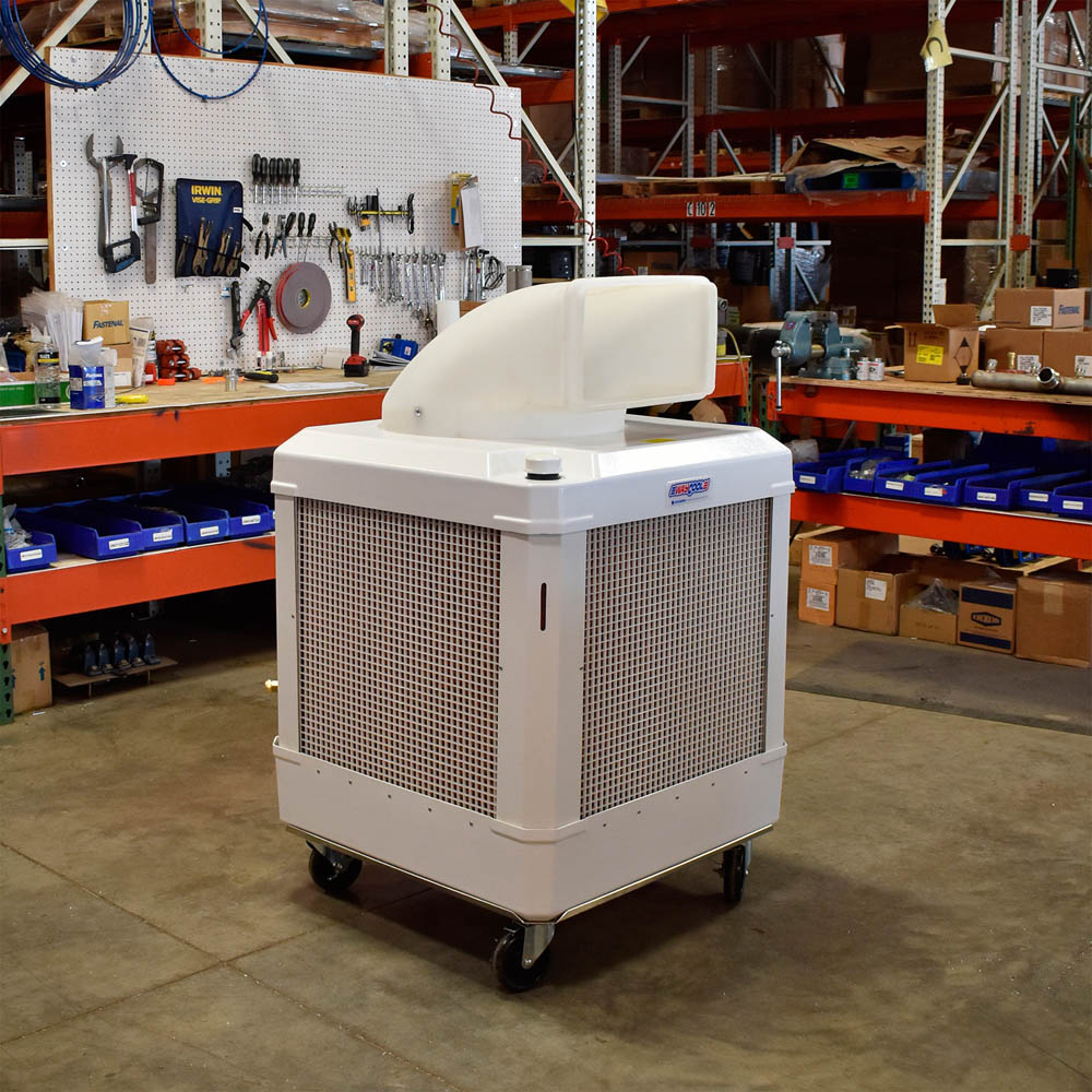 Way Cools – 1 HP Units and Evaporative Cooling Units