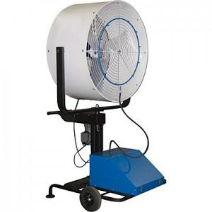 Industrial Misting Fan 36 High Pressure