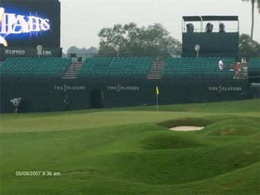 BIG FOGG TAKES ON THE PGA