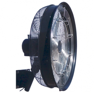 "24"" Wall Mounted Misting Fan"