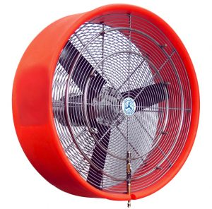 "30"" Wall Mounted Misting Fan"