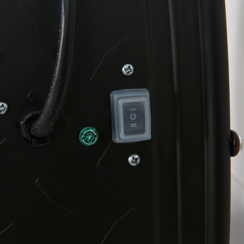 High Capacity Belt Driven Misting Fan