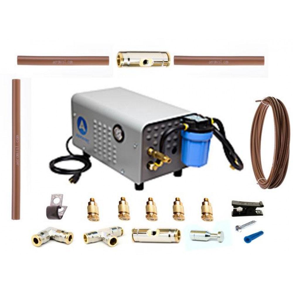 High Pressure Misting System
