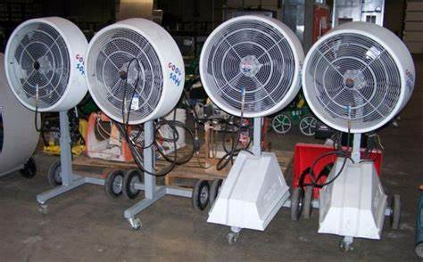 Big Fogg to Provide Misting Fans for Both Seattle Seahawks and the New England Patriots at Super Bowl XXXXIX