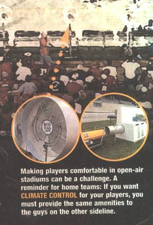 Big Fogg To Set Up Its Sideline Misting Fans For Both The Dallas Cowboys & The Arizona Cardinals at the Hall of Fame Game in Canton Ohio on August 3rd 2016