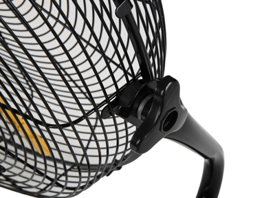 """fixed titable screw for black colored 20"""" Master High Velocity Direct Drive Floor Fan-High Velocity"""