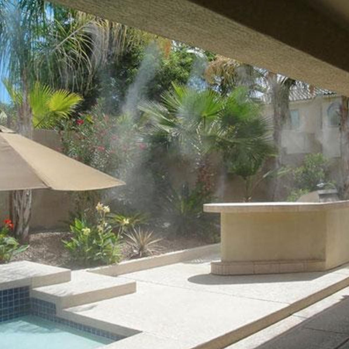 Everyone Is Talking About Misting Systems: What to Know