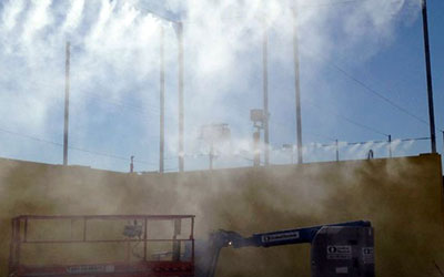Humidity Control Misting Systems