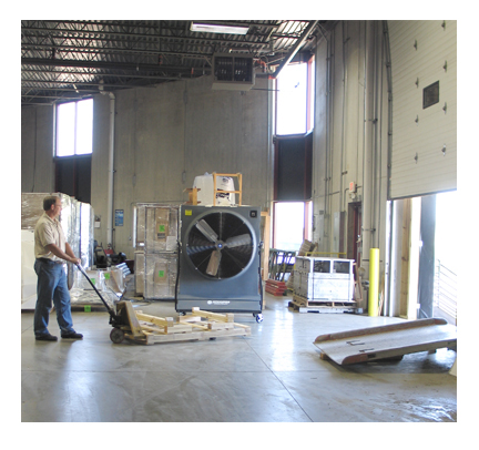 High-Pressure Misting: An Economical, Sustainable Approach to Process Cooling